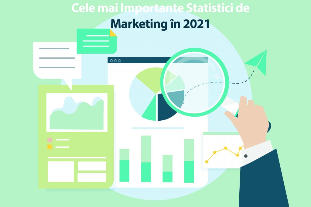 statistici de marketing in 2021