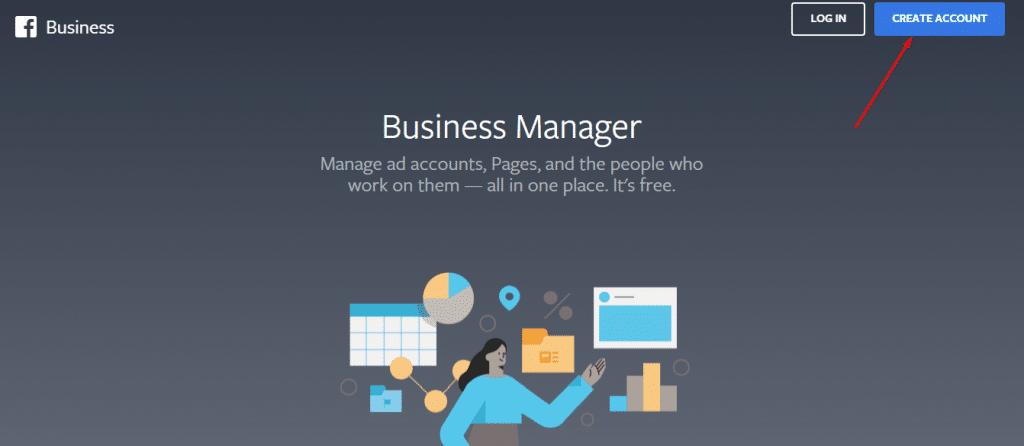 creeaza contul de business manager pentru promovarea pe facebook