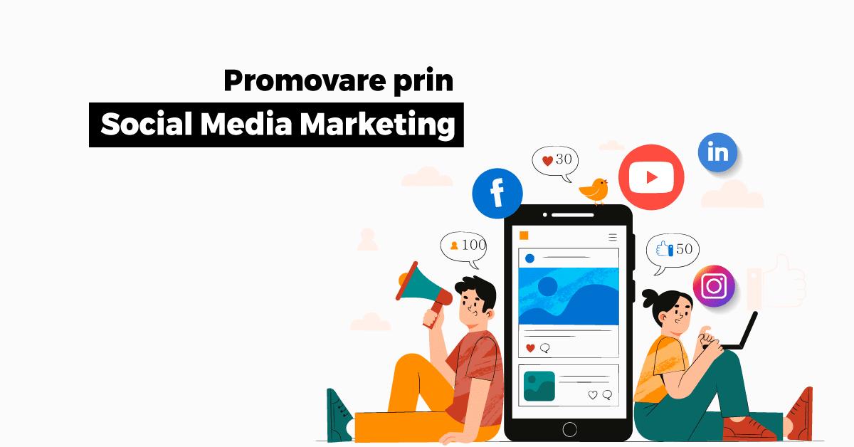 promovare social media marketing